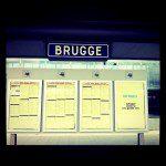 Pregnancy week 19: In Bruges