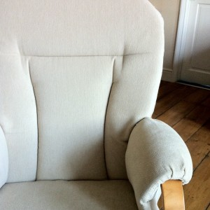 Glider chair from John Lewis