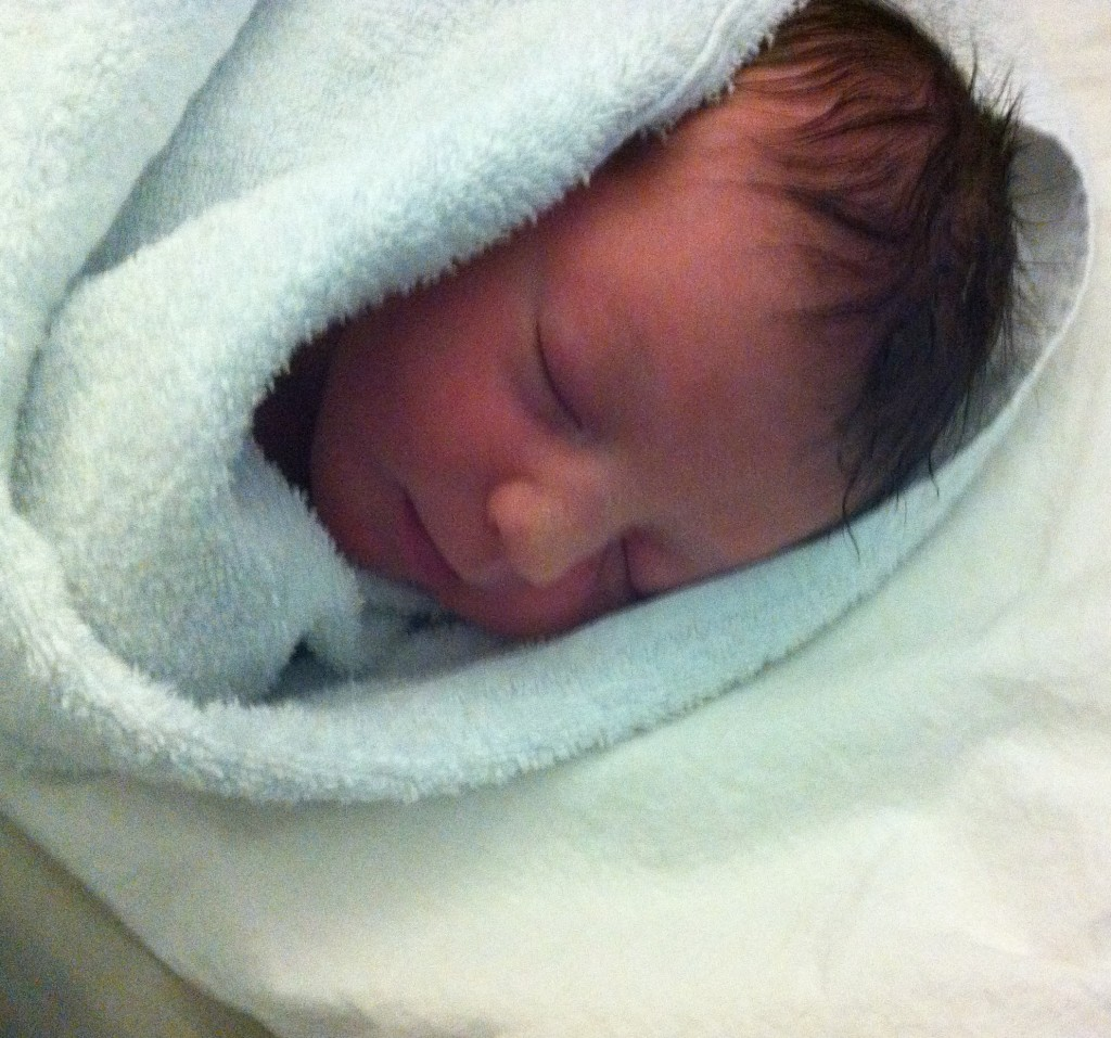 Induction of labour birth story