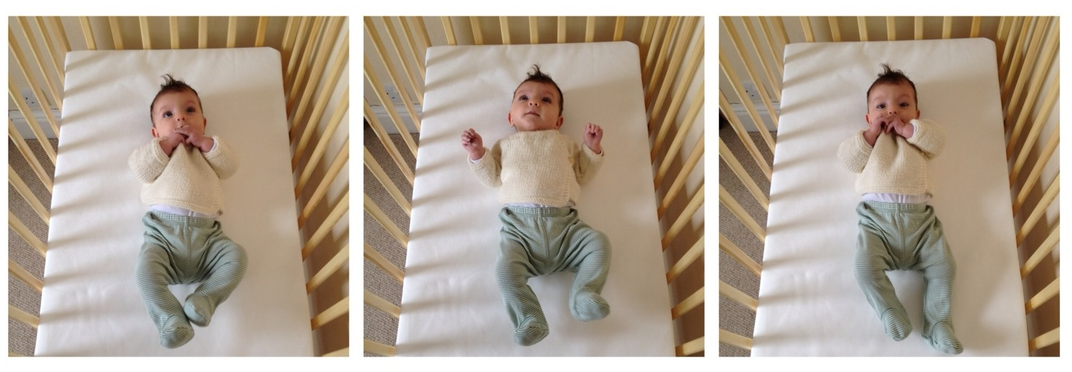 Moving Baby Into Own Room At  Months
