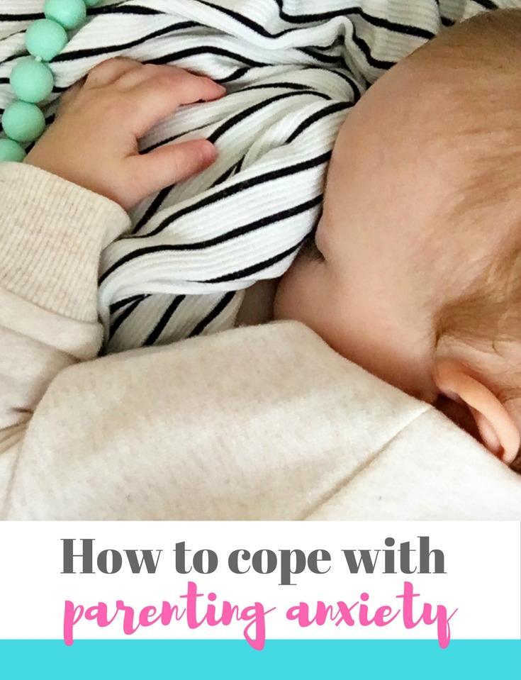 Parenting anxiety and worry - how to cope with fears and worry as a parent