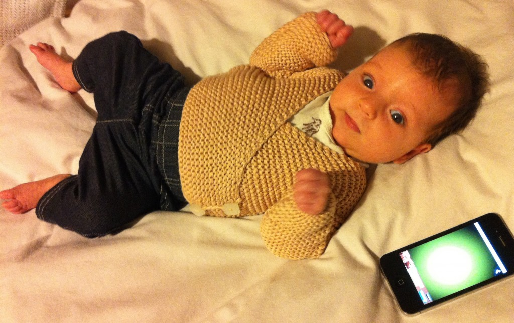 The best white noise app for babies on the iphone