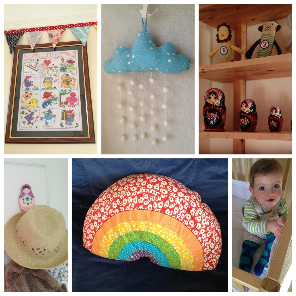 Eliza's nursery - favourite things