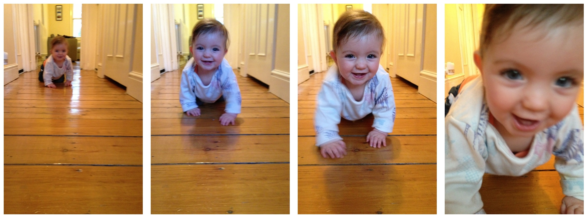 Eliza, 11 months