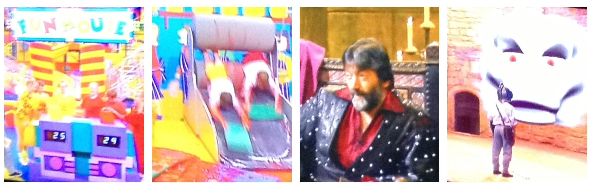 CITV's 'Old Skool' Weekend - Fun House and Knightmare