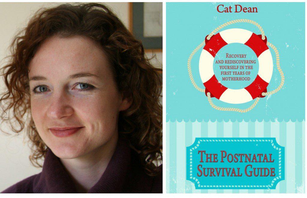 Cat Dean, author of The Postnatal Survival Guide