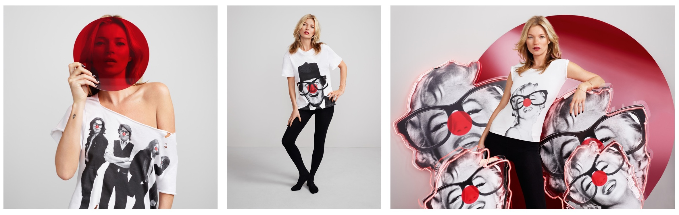 Ways to wear it for comic relief with tk maxx a baby on board blog