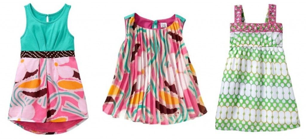 DVF clothes for BabyGap