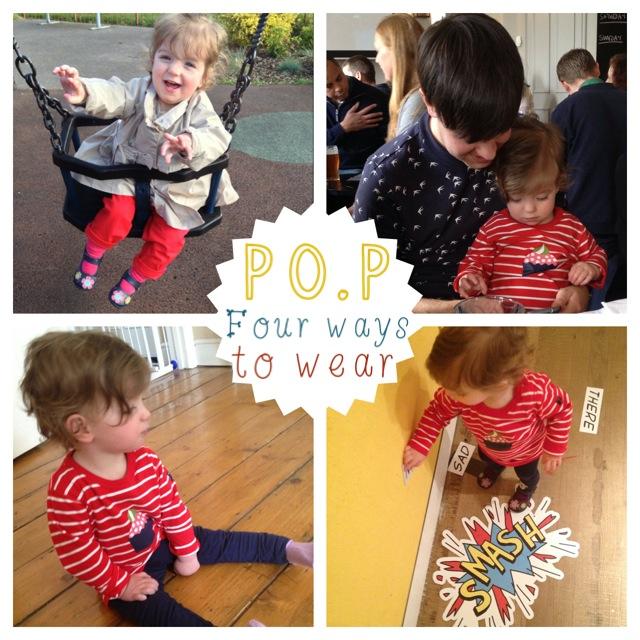 17fd921f79cc Polarn O. Pyret - four ways to wear it - A Baby on Board blog