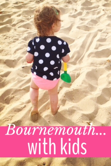 Things to do in Bournemouth with children - Tips for visiting Bournemouth in Dorset when you have children and babies