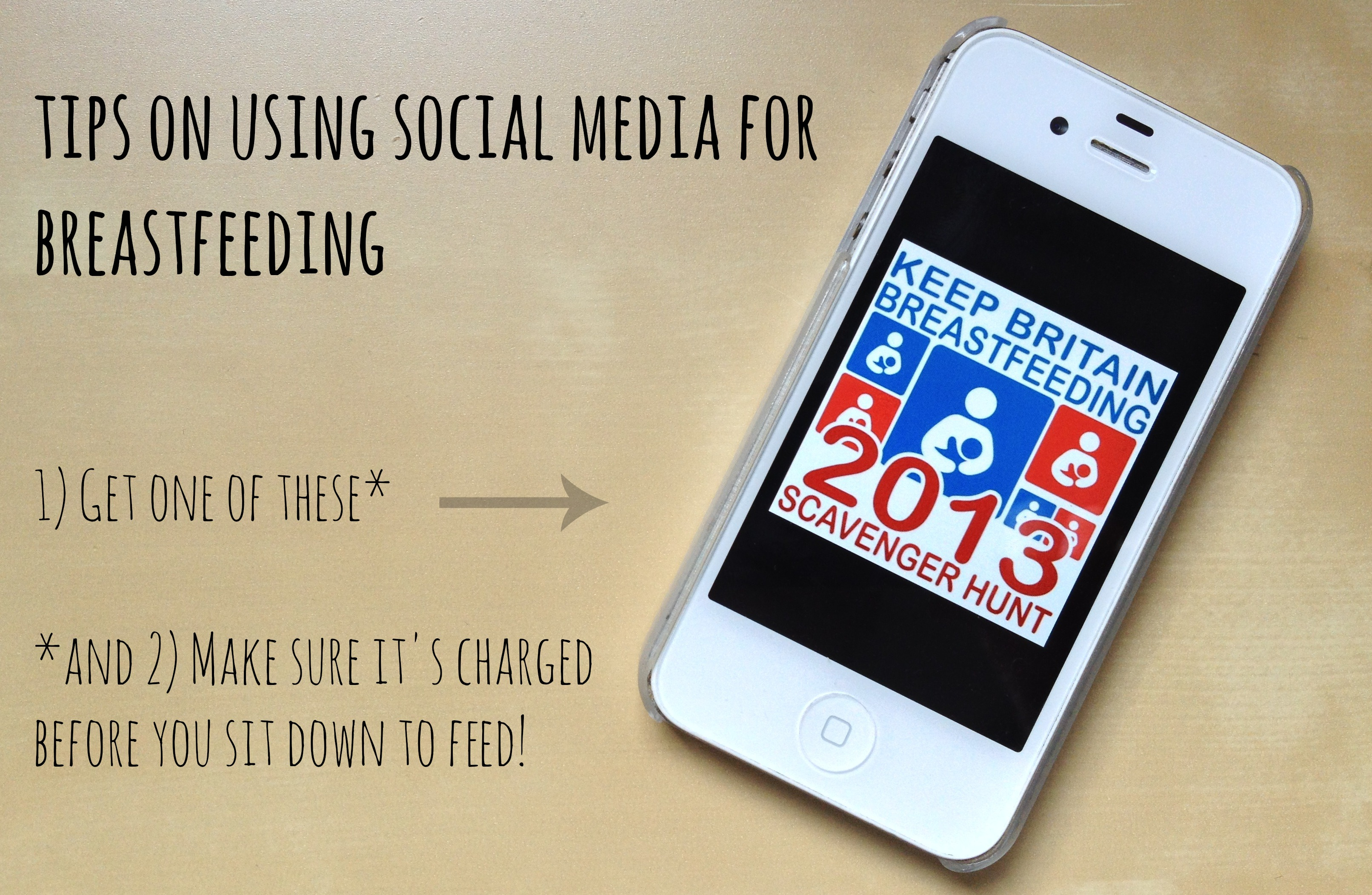 Social media and breastfeeding