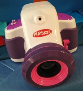 Playskool children's digital camera