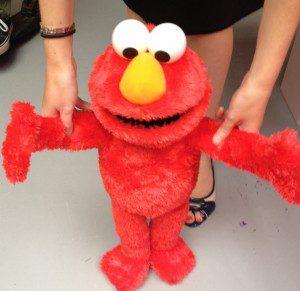 Elmo Hugs
