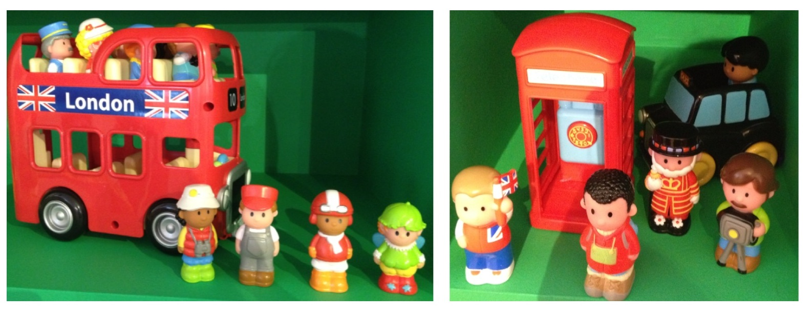 Happyland toys from Mothercare