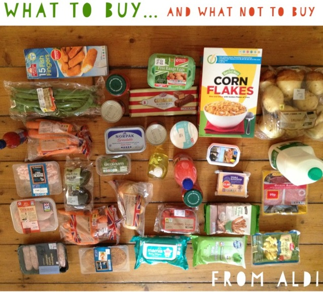 What to buy from Aldi