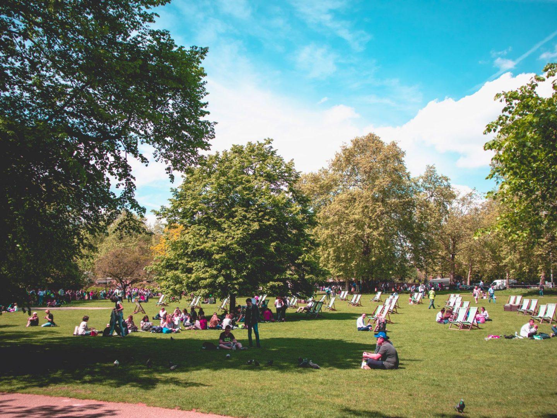 the best south london park