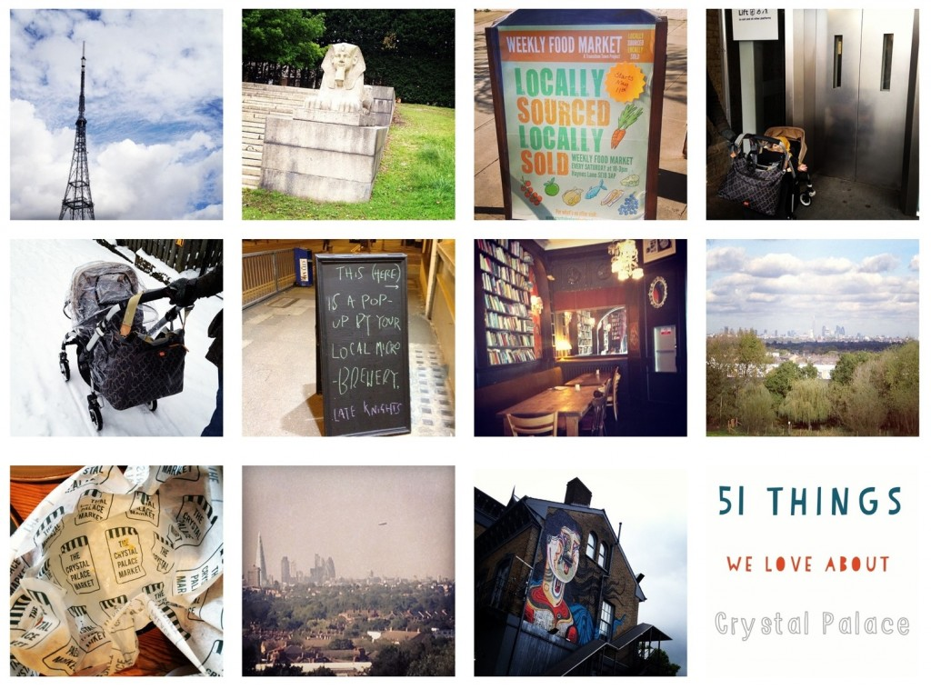Living in Crystal Palace, south London - 51 things we love about living in Crystal Palace