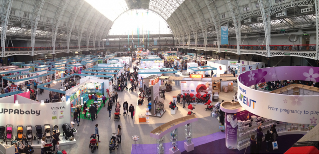 The Baby Show in London