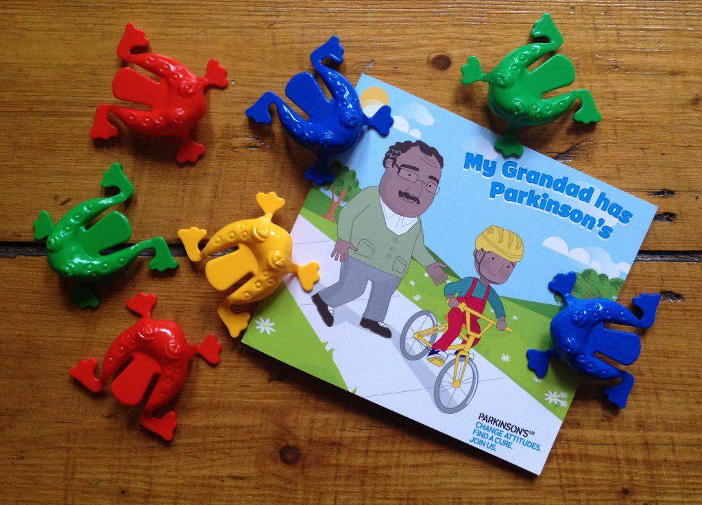Parkinson's book for children - How to explain Parkinson's To Kids
