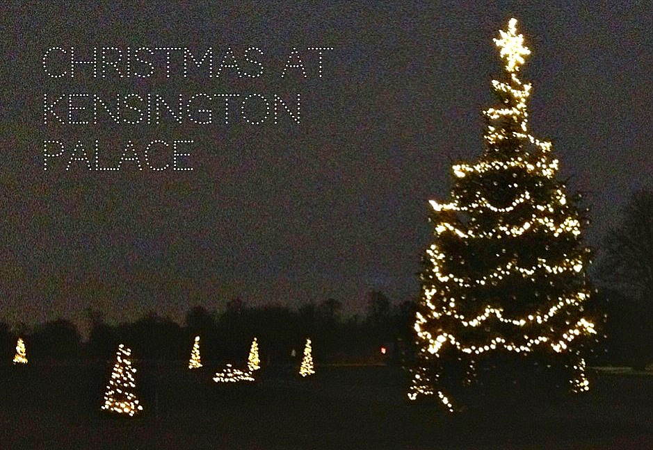 Christmas at Kensington Palace