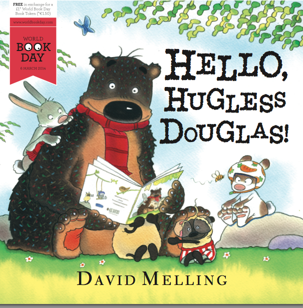 Children's book Hugless Douglas