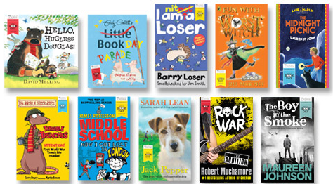 World Book Day Books 2014