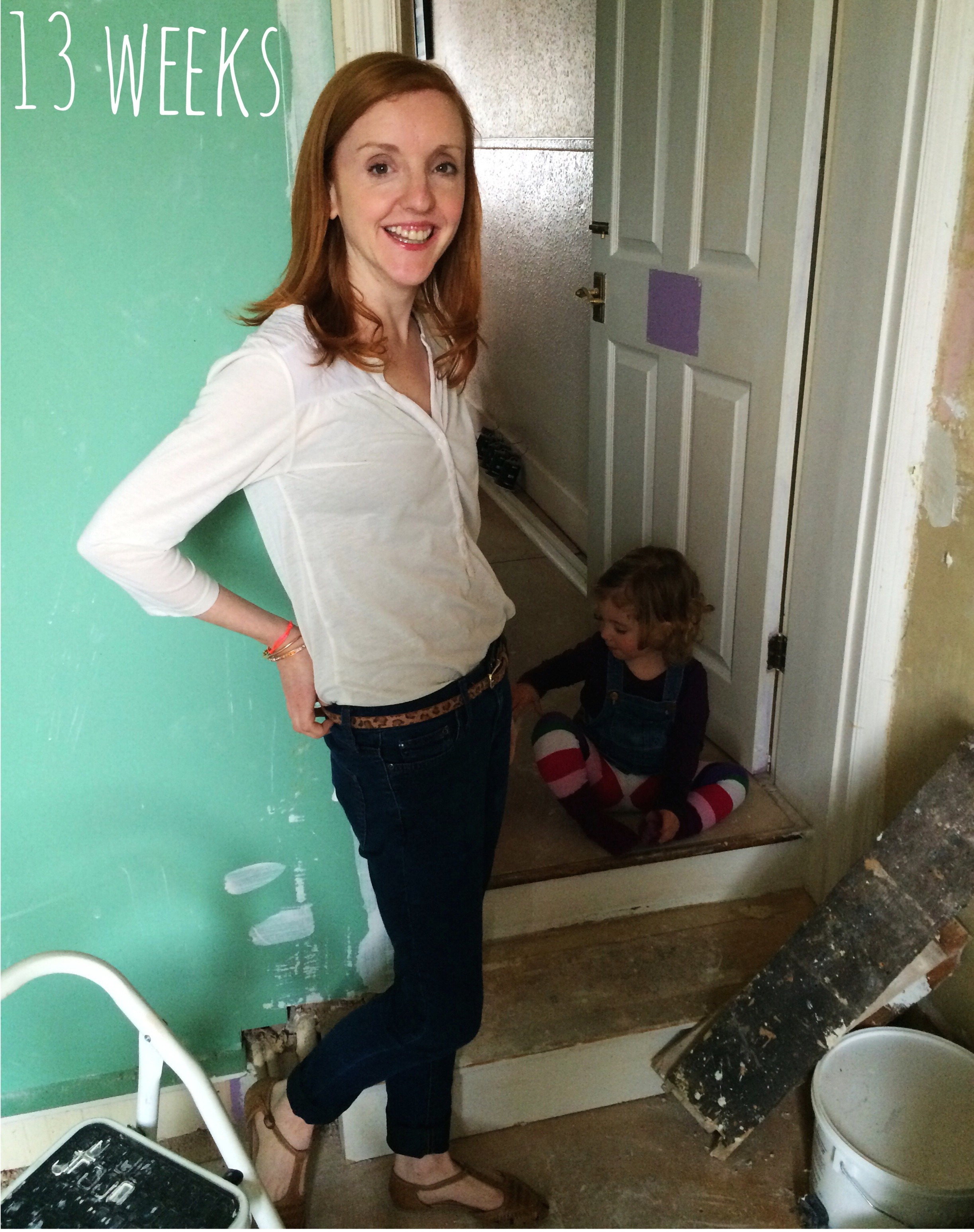 Pregnancy update: first trimester update week 0-13
