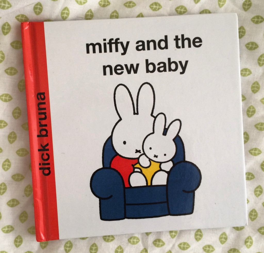 Books to tell your child about a new baby