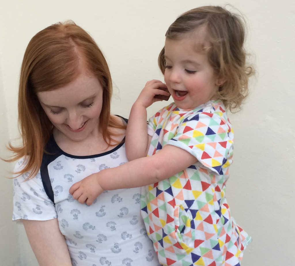 Baby news - pregnancy announcement