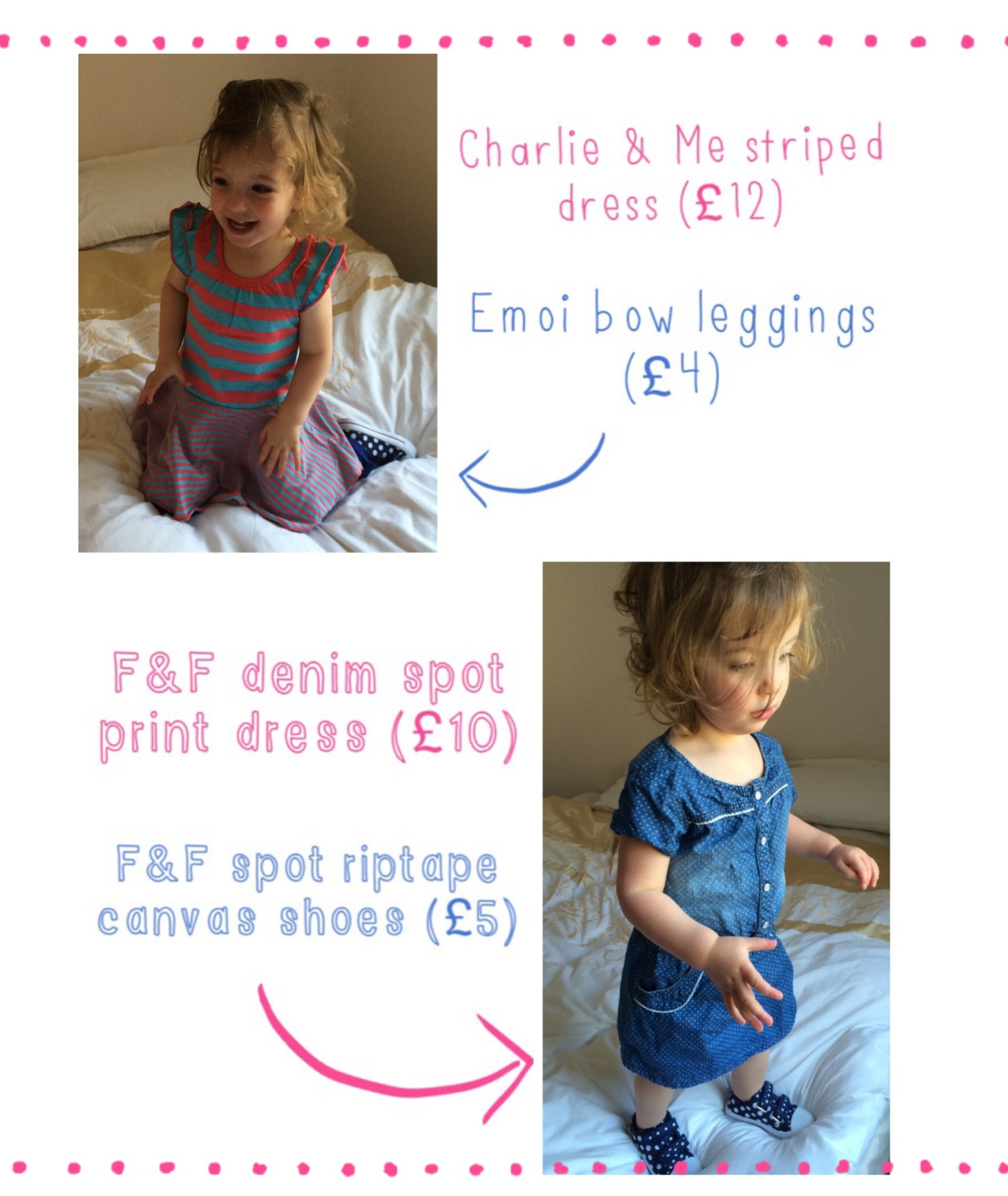 Toddler outfits for spring