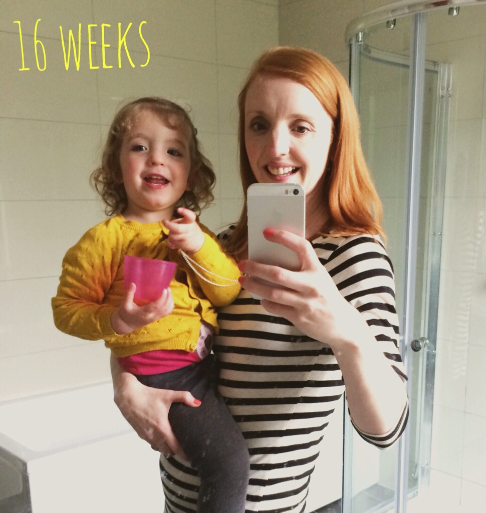 Pregnancy week 16 - an update at 16 weeks pregnant in the first trimester. Bump shop and update