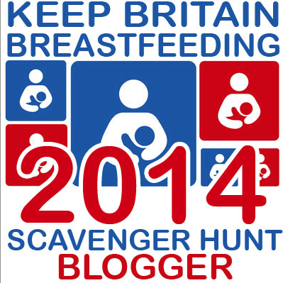 Breastfeeding Scavenger Hunt