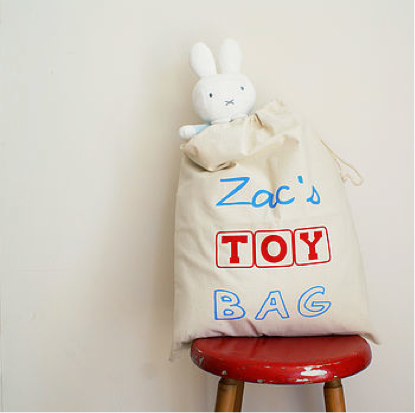 Toy tidy bag