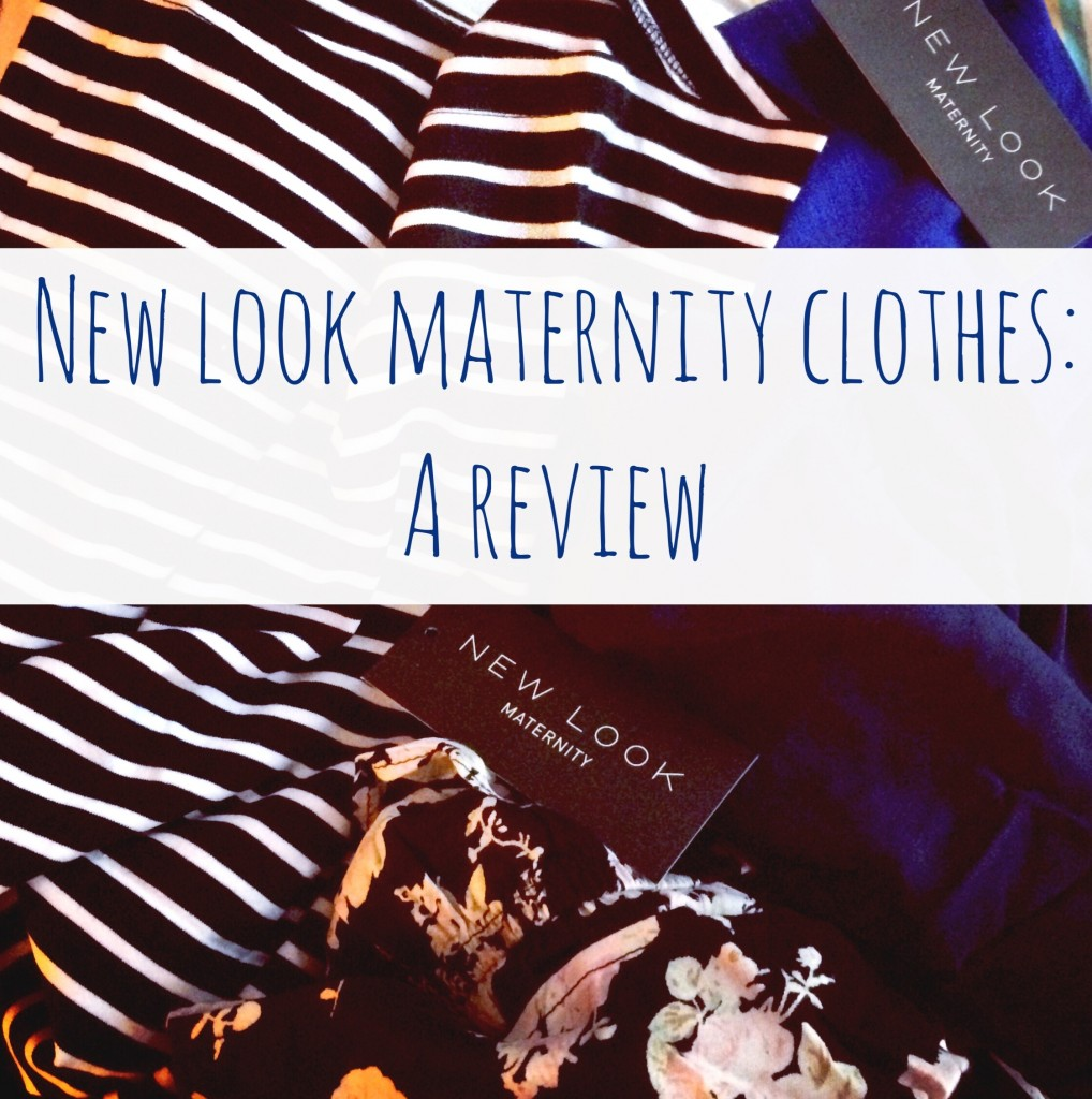 Pregnancy clothes from New Look - New Look maternity dresses and New Look maternity clothes