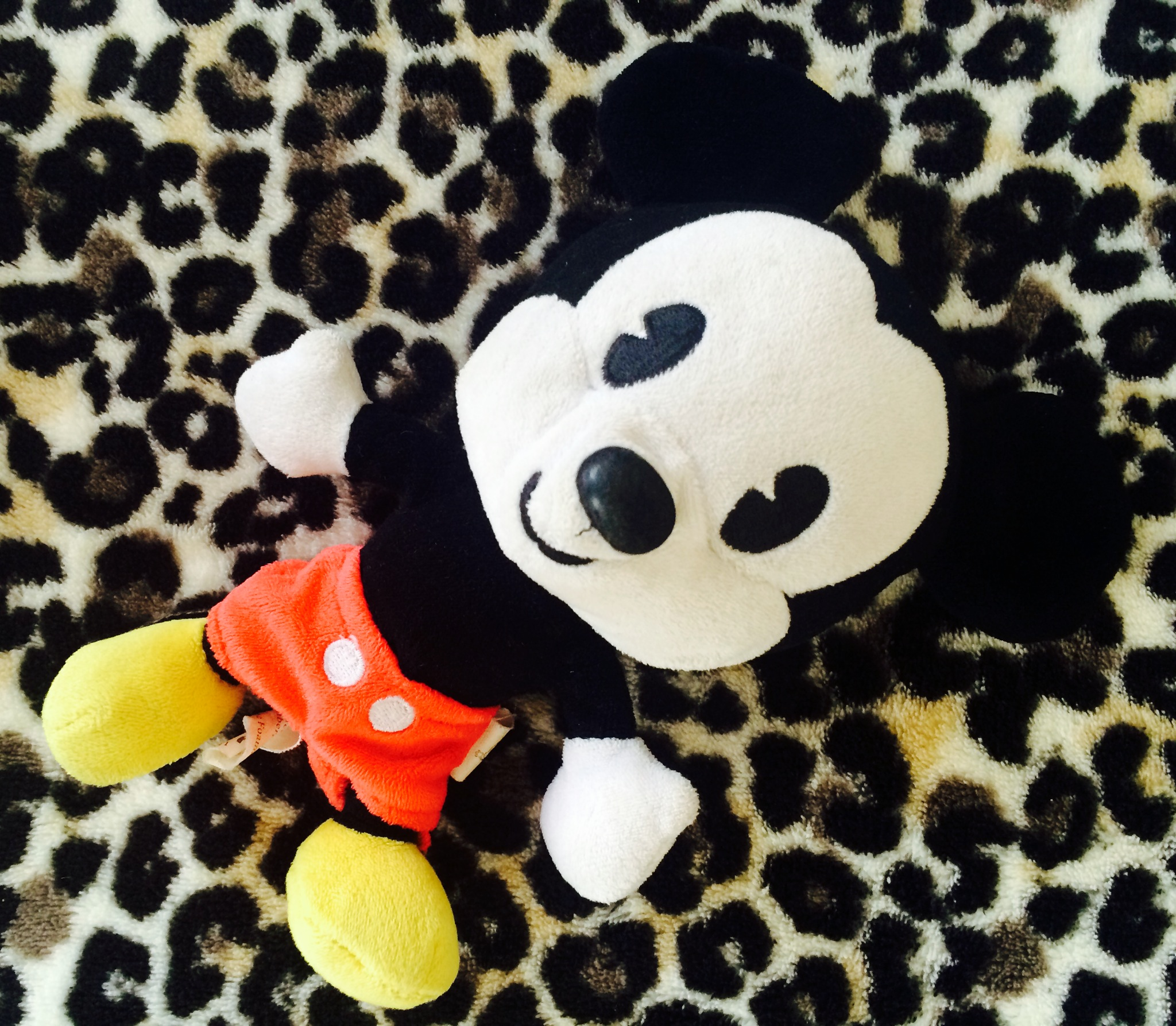 Toy Mickey Mouse