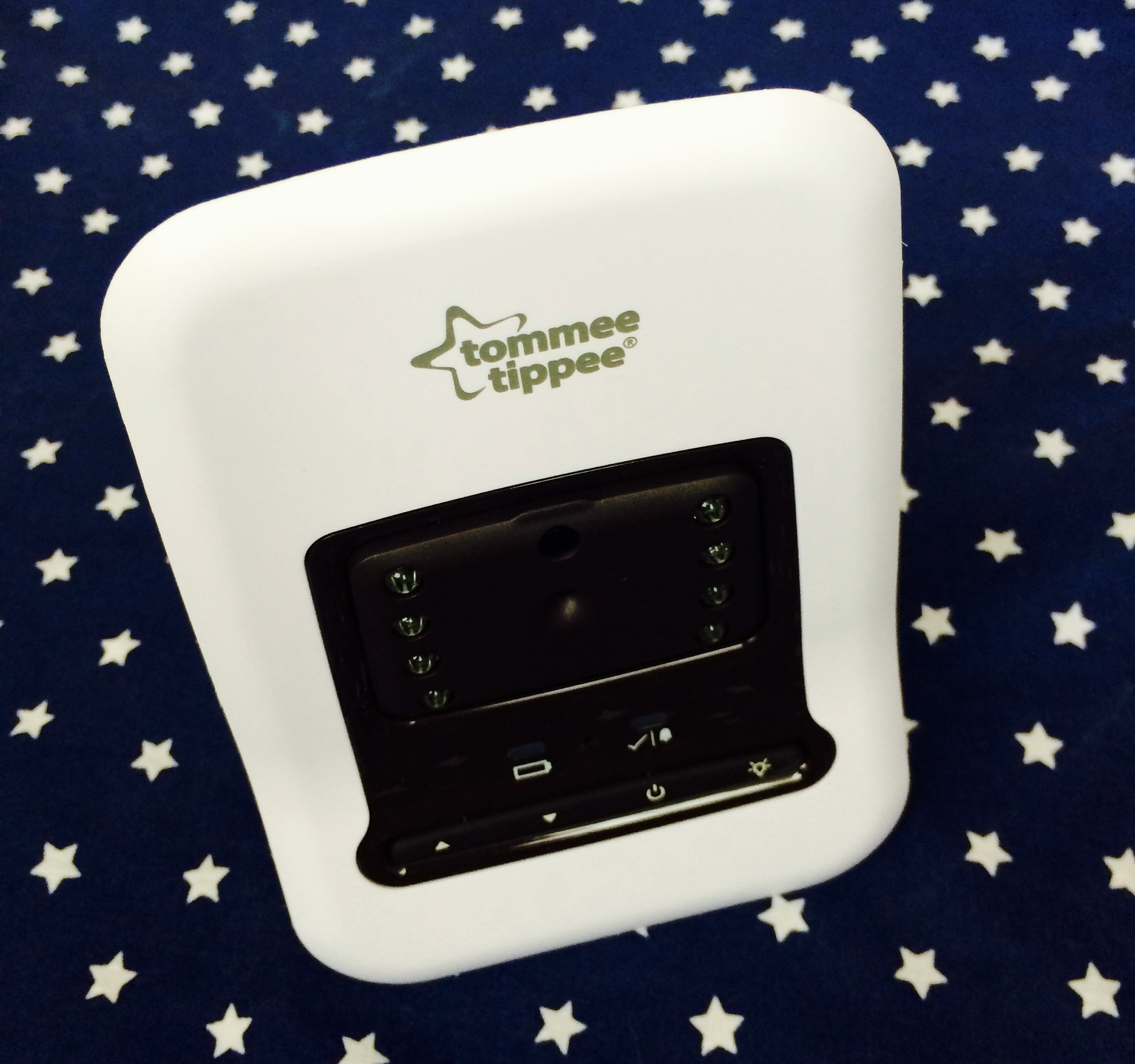tommee tippee video baby monitor review