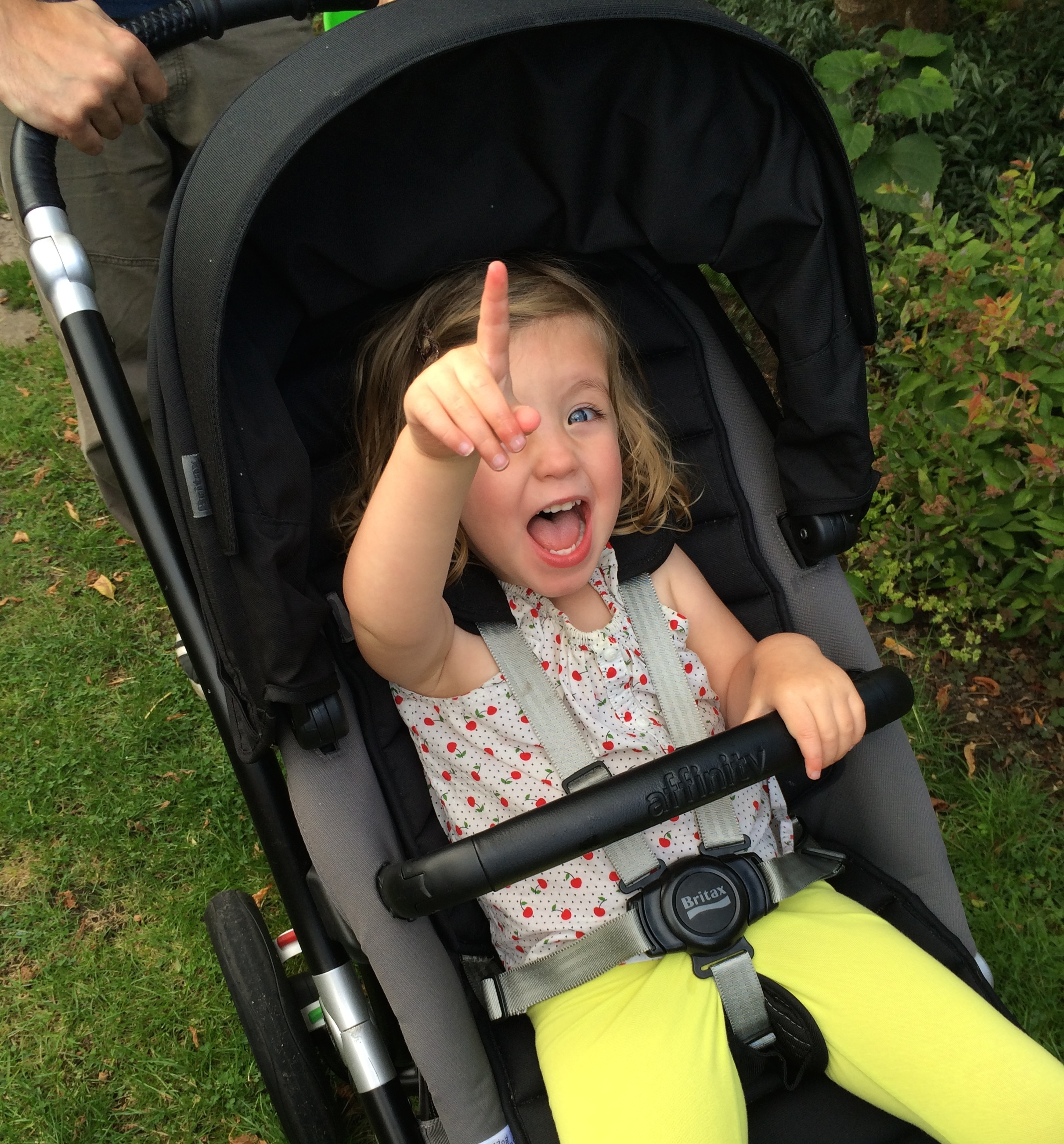 Pushchair review Britax