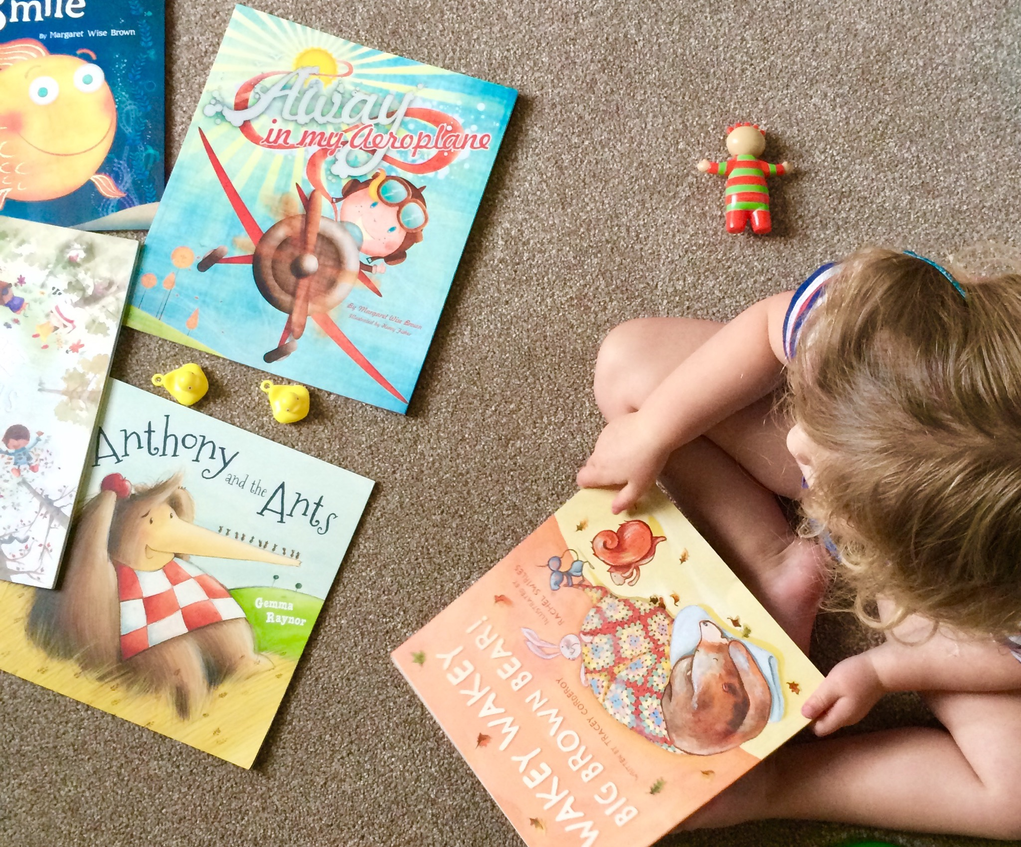 Review of children's books from Paragon