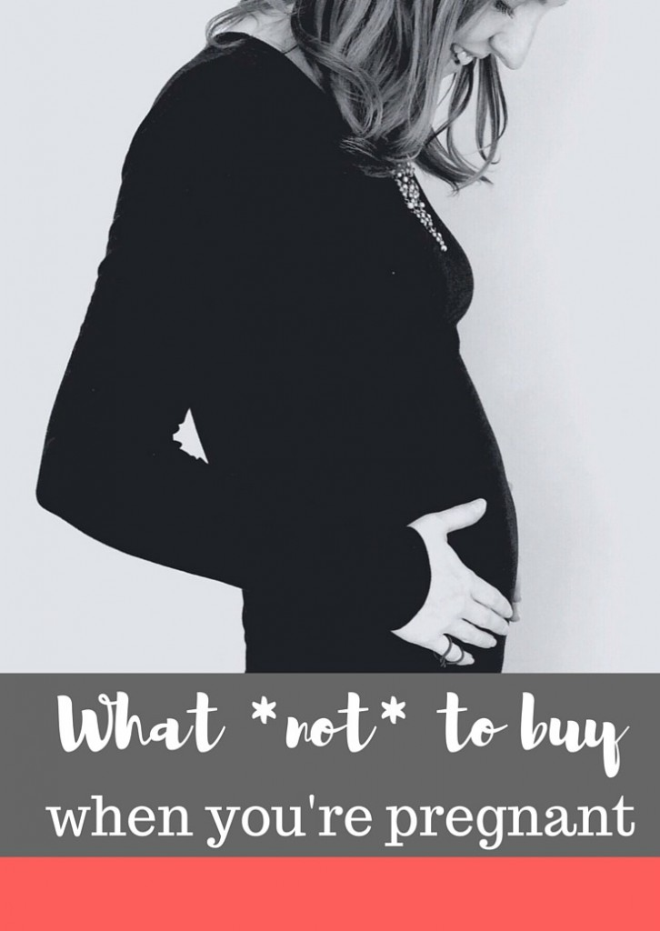 What not to buy when you're pregnant - what do you need and not need? All the things that are a waste of money (and what works)