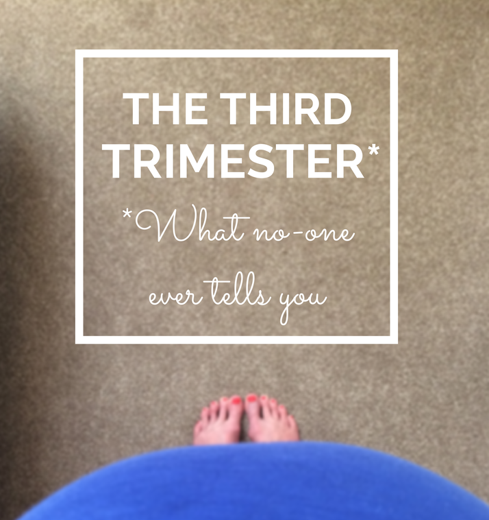 What the third trimester of pregnancy is really like