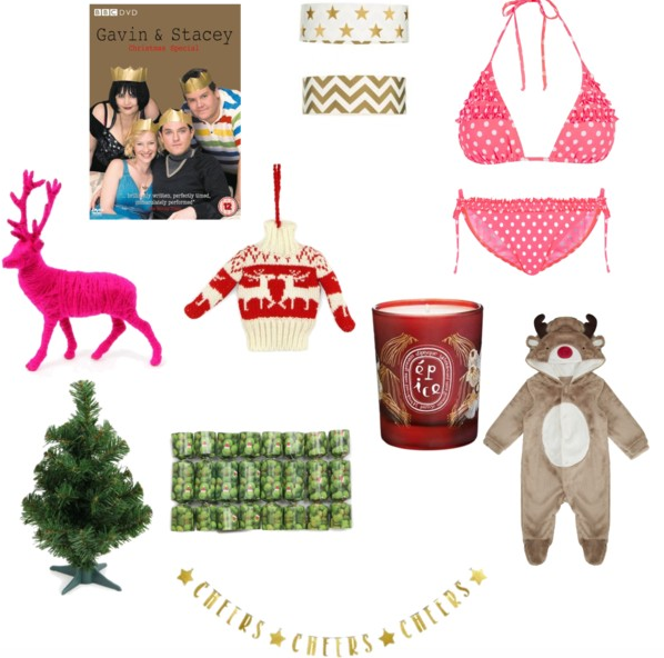 Essential items for spending Christmas abroad