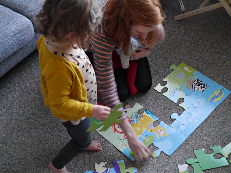 Toddler puzzle