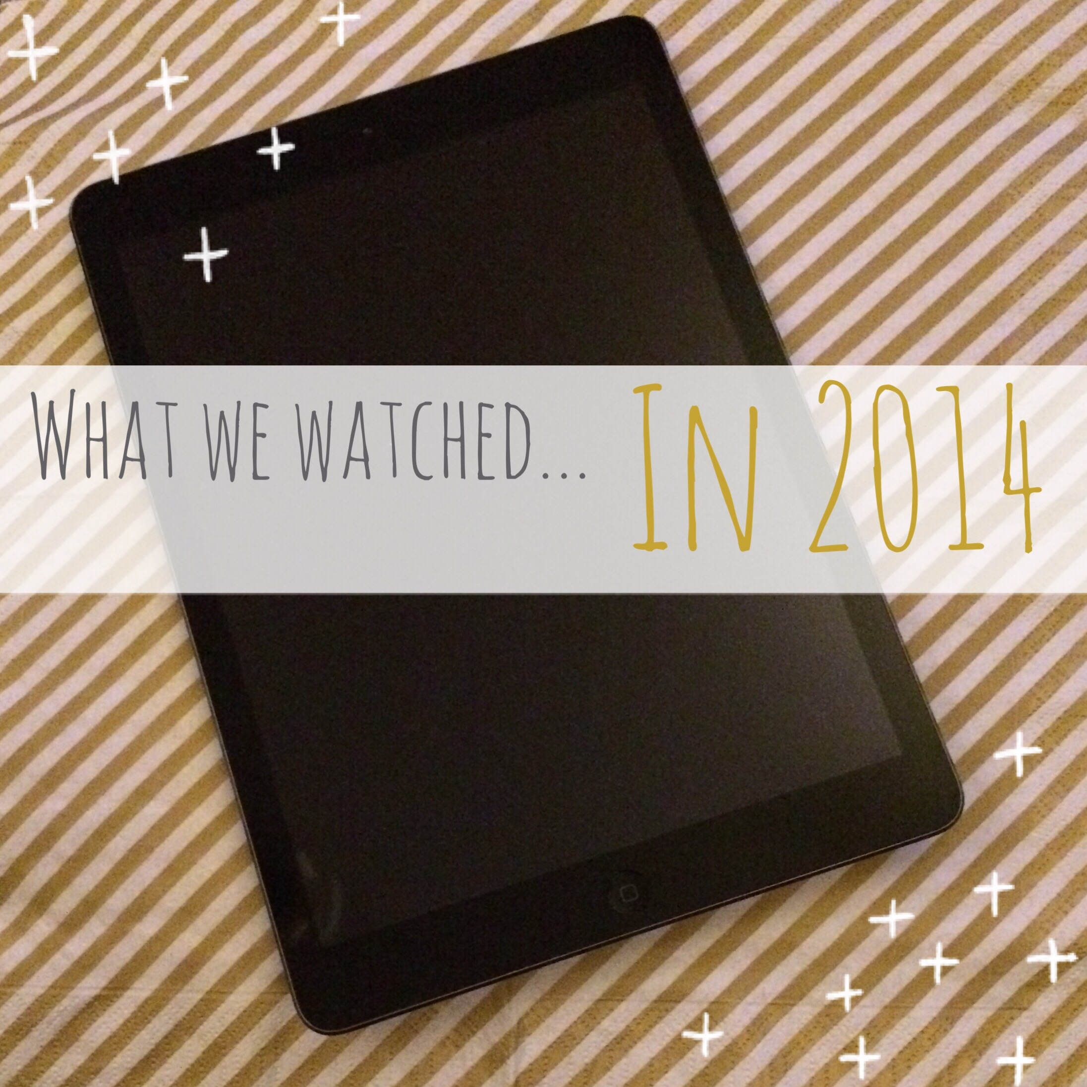 Netflix recommendations from 2014 - film and TV