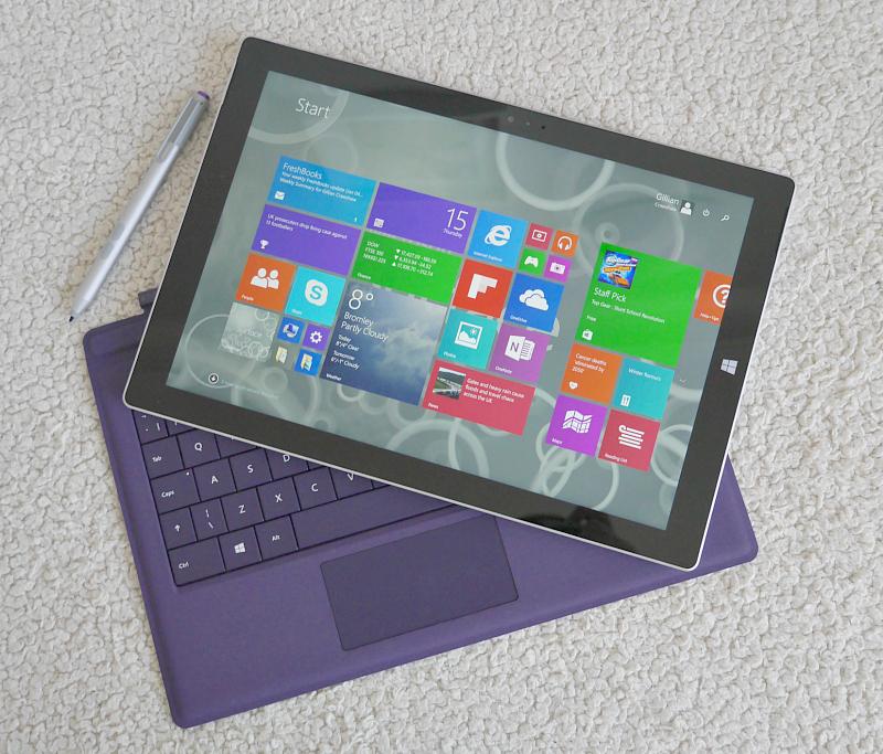 Microsoft Surface Pro 3 reveiw