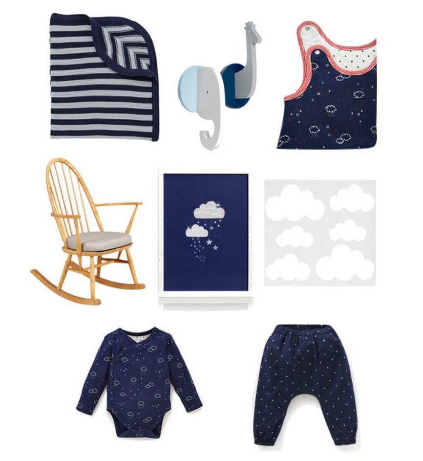 M&S Baby nursery