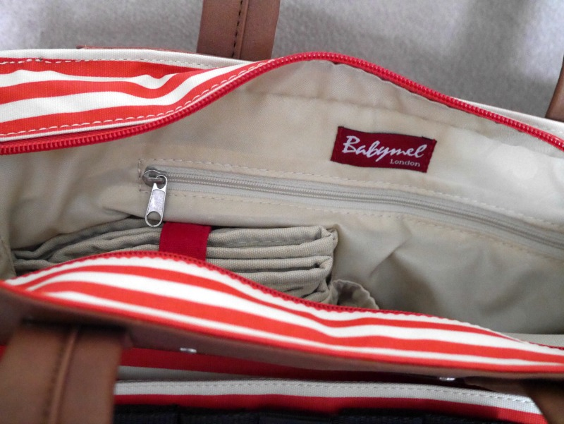 Babymel change bag review