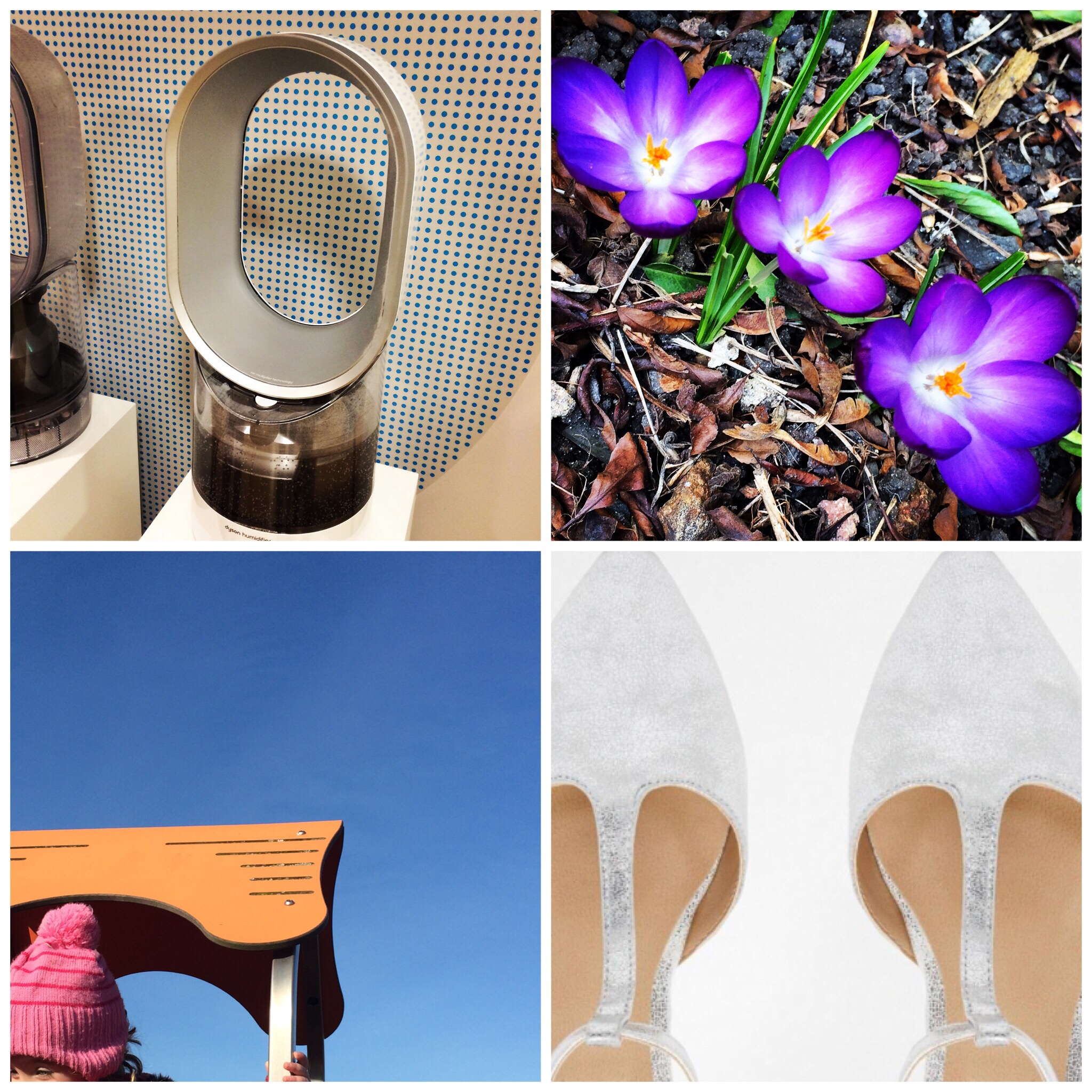 for the weekend: new Dyson Humidifier spring A Baby on Board blog #6811BA