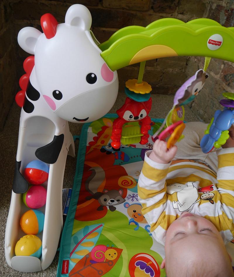 Fisher Price baby / toddler gym mat