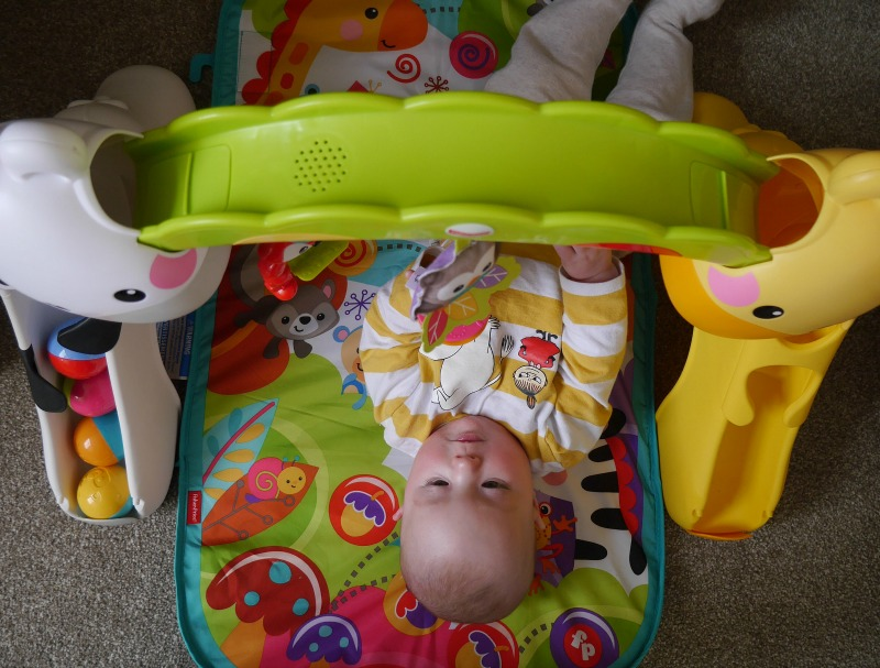 Fisher Price baby gym review
