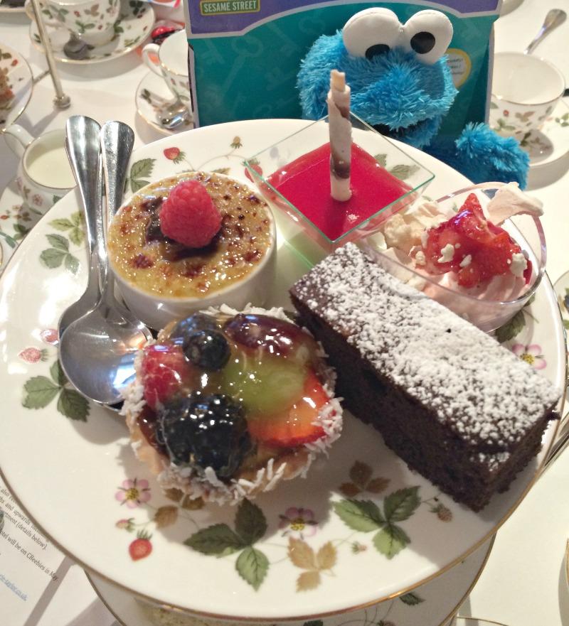 Afternoon tea, Millenium Mayfair Hotel